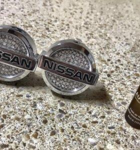 Ароматизатор заправляемый для авто Nissan