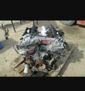 Мотор VQ35DE мурано