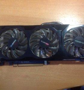 Видеокарта Nvidia GTX580