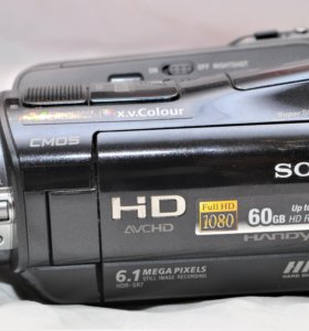 Видеокамера Sony HDR-SR7E
