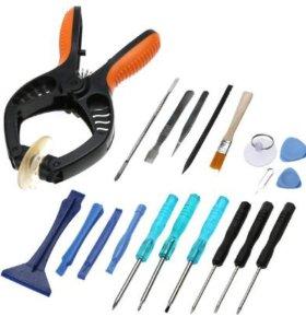 Набор мелких инструментов дл ремонта гаджетов