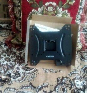 настенное крепление для телевизораLeD/LCD новое