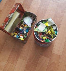 Продам игрушки от Kinder