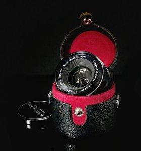 Asahi (Pentax) Super-Takumar 35 mm f/ 3.5