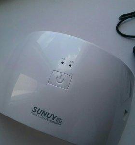 Лампа UV/LED SUN 9C 24 ватт гибридная