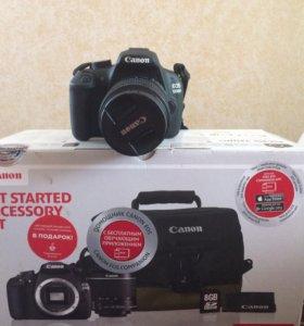 Зеркалка фотоаппарат Canon