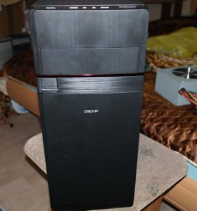 AMD Phenom II X4 B50/4gb/320gb/RAdeon HD7770 1gb