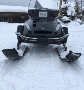 Снегоход ямаха викинг 4