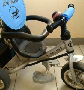 Детский 3х колёсный
