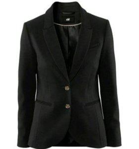 Пиджак hm новый