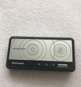 Bluetooth GPS приемник G-sat BT-359
