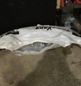 Передний бампер и крылья Honda Civic ES