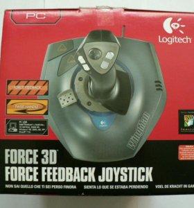 Джойстик Logitech Force 3D Feedback