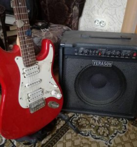 Гитара + комб