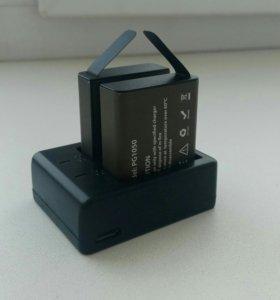 Аккумуляторы для экшн камеры