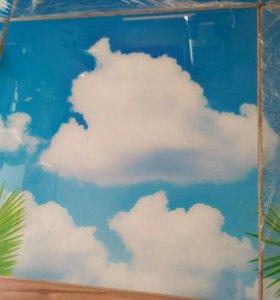 Фото панно для подвесного потолка