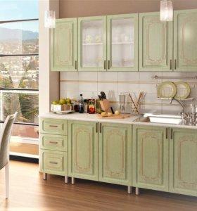 """Кухня """"Прима 2,0 м"""" от МВ Мебель"""