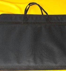 Папка - сумка хужожника формата А3 *в наличии 2 шт