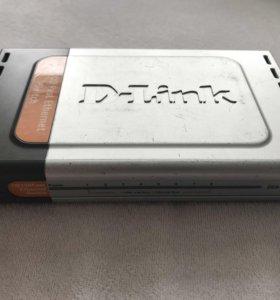 Switch D-Link DES-1008D/PRO