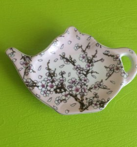 Подставка-блюдце для чайных пакетиков новая