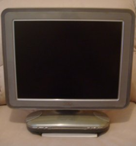 BBK 20 LCD TV/DVD combo (на запчасти )