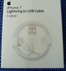 Кабель iPhone 5,6,7