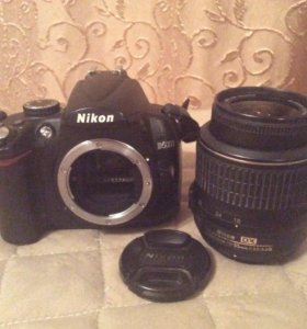 Nikon D5000 18-55 kit