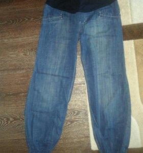 Джинсы и брюки для беременных,46 р.