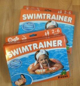 Надувной круг Swimtrainer classic 2-6лет