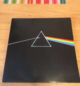Винил Pink Floyd The dark side of the moon