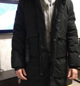 Мужская куртка 44-46 M новая