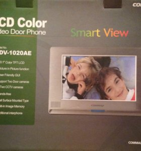 Цветной видеодомофон LCD COLOR CDV-1020AE