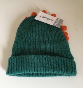 Новая шапка Carters