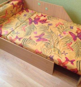 Диван-кровать Бабочки