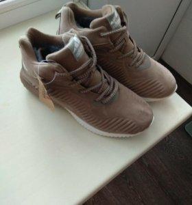 Новые зимние мужские кроссовки Adidas