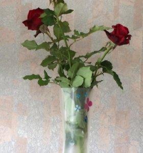 Складная ваза