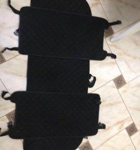 Накидки на заднее сиденье