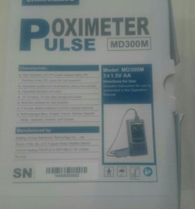 Пульсоксиметр MD300