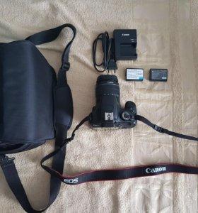 Фотоаппарат зеркалный Canon 1200D (18-55 mm)