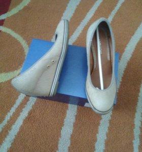 Туфли итальянские новые