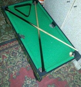 Мини бильярдный стол