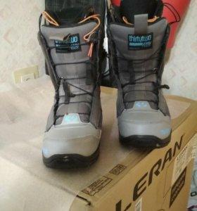 Ботинки для сноуборда 32