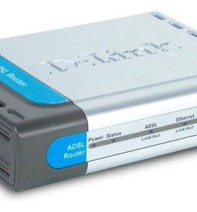 Модем (роутер) D-link DSL-500T