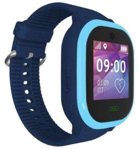 Детские часы с GPS и телефоном, микрофоном Новые