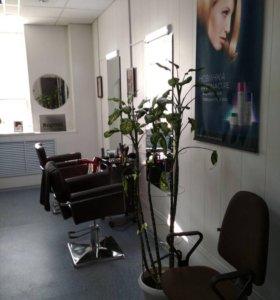 Аренда кресла парикмахерского
