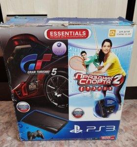 Игровая приставка PlayStation 3