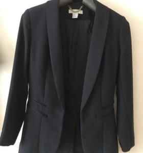 Пиджак h&m 40-42 размер (xxs-xs-s)