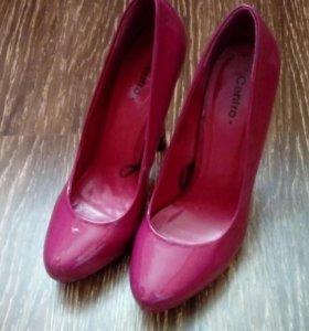Туфли, каблук 12 см