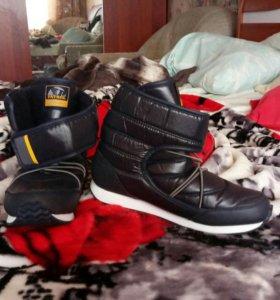 Дутики, сапоги, полусапожки, ботинки
