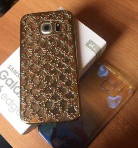 Samsung galaxy s6 edge 64гб.